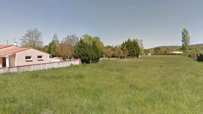 Terrain à vendre à Lasserre - La Boetie
